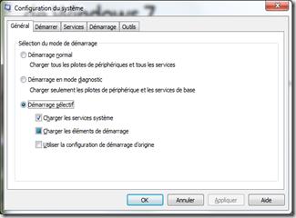image [Tuto] Accélérer le démarrage de Windows 7