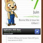 [Présentation Application] L'almanach d'Anatole | Le blog de Constantin image 2