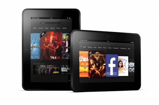 [Présentation] Le Kindle Fire HD, concurrente de la Nexus 7 de Google | Le blog de Constantin image 1