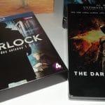 Sherlock Saison 1 et 2 / The Dark Knight Rises