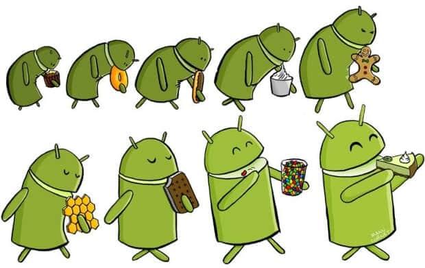 Ce qu'apportera Android 5.0 Key Lime Pie   Le blog de Constantin
