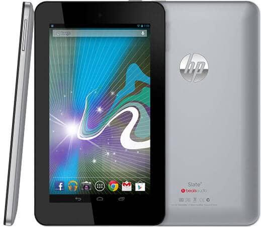 HP Slate 7, disponible à l'achat ! | Le blog de Constantin