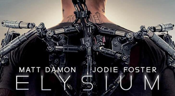 Sortie Ciné du jour - Elysium   Le blog de Constantin