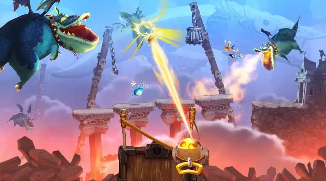 Test Wii U - Rayman Legends   Le blog de Constantin