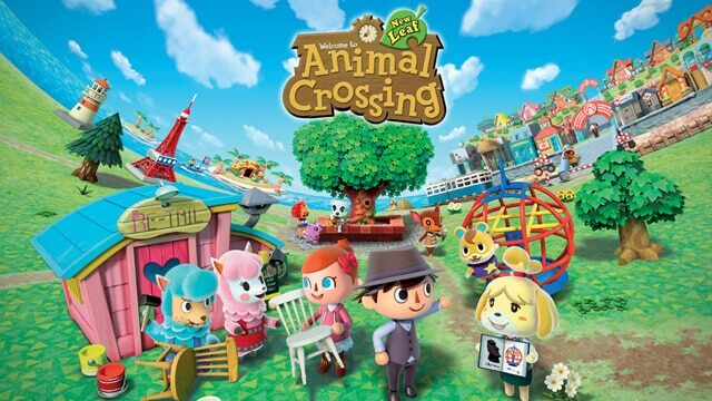 Vidéo - Animal Crossing New Leaf   Le blog de Constantin image 2