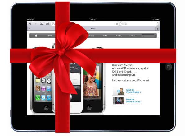 Une tablette tactile pour Noël? Notre sélection à moins de 300€ | Le blog de Constantin