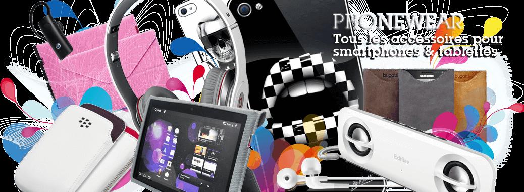 Avantages: Profitez de 10% en plus des soldes pour vos accessoires mobiles ! | Le blog de Constantin