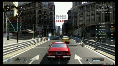 la date de sortie de gran turismo sport sur ps4 annonc e le blog de constantin. Black Bedroom Furniture Sets. Home Design Ideas