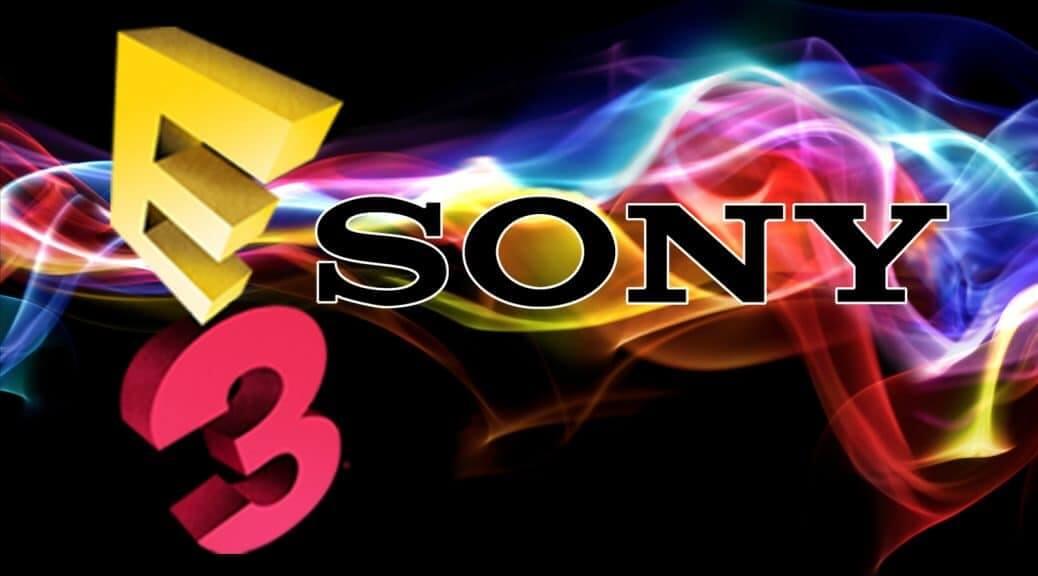 Les informations de la conférence Sony à l'E3 ! | Le blog de Constantin