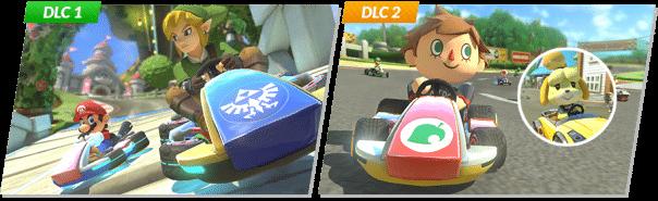 Préco - DLC Zelda et Animal Crossing Mario Kart 8   Le blog de Constantin