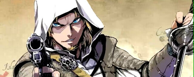 Avis Manga - Assassin's Creed Awakening | Le blog de Constantin