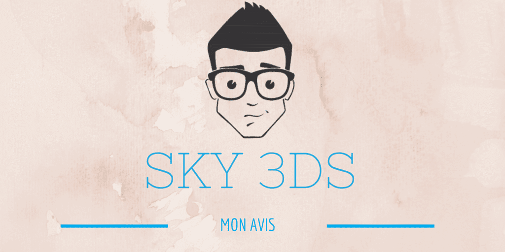 Avis SKY 3DS