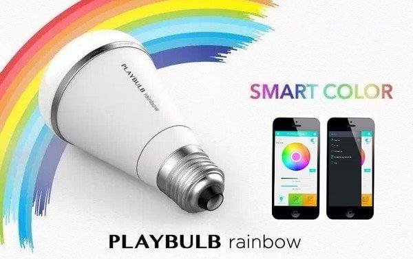 Avis : Mipow Playbulb Rainbow | Le blog de Constantin