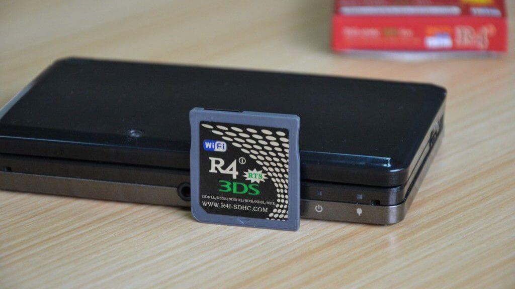 Avis: Linker R4i SDHC 3DS   Le blog de Constantin