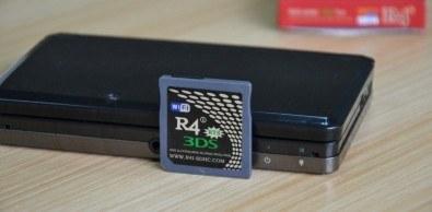 r4i sdhc 3DS