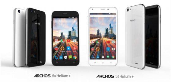 ARCHOS présente une nouvelle gamme de smartphones 4G | Le blog de Constantin