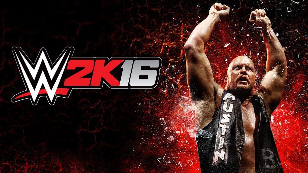 Avis - WWE 2K16   Le blog de Constantin image 1