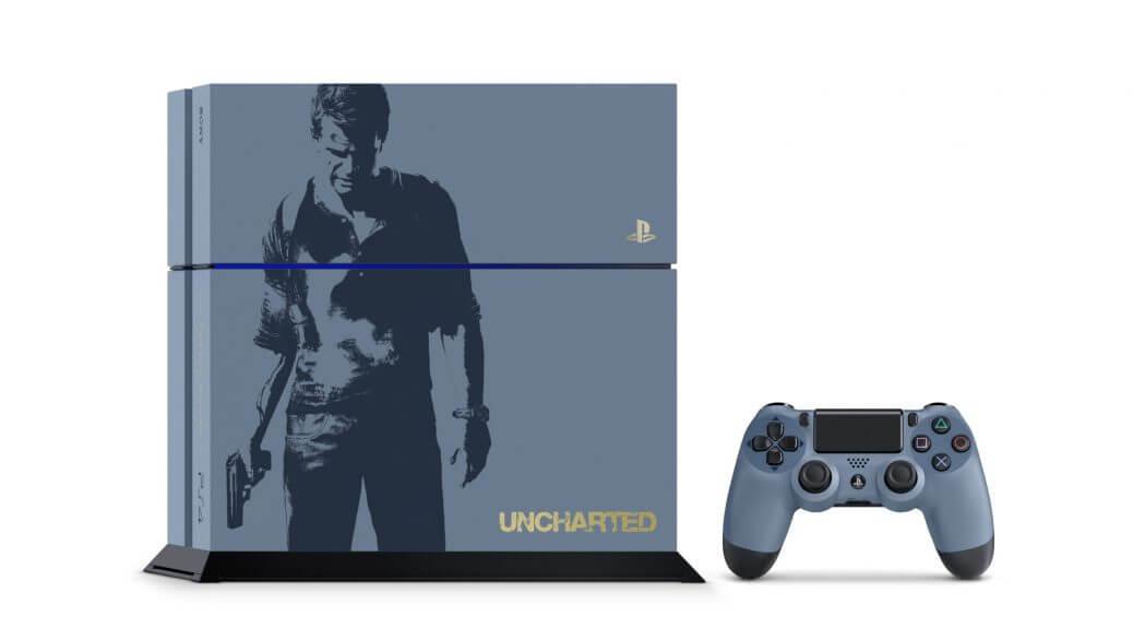 Uncharted 4 aura le droit à sa Playstation 4 en édition limitée ! | Le blog de Constantin image 3