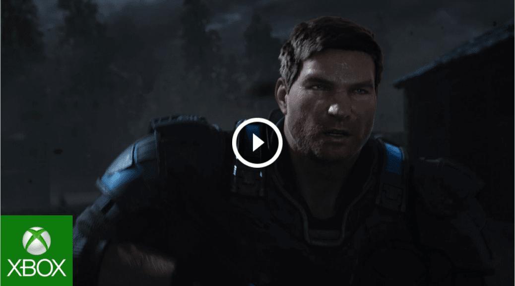 Nouveau trailer pour Gears of War 4 ! | Le blog de Constantin