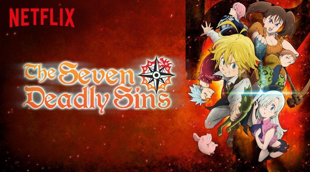 Avis - The Seven Deadly Sins Saison 1 | Le blog de Constantin image 2