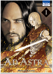 Avis Manga – Ad Astra T.1~3