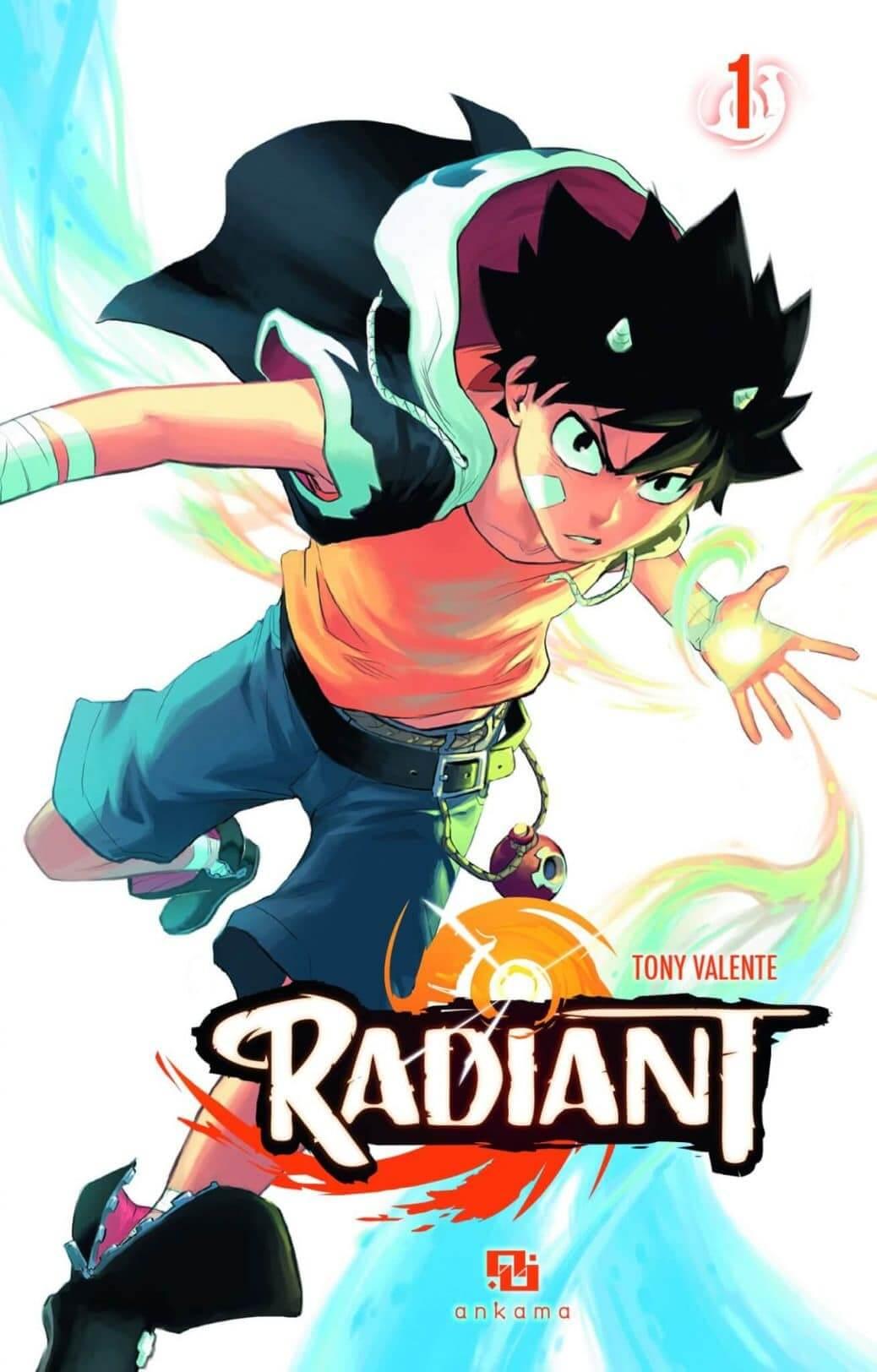 Avis Manga – Radiant T.1