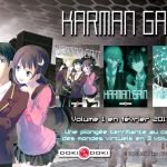 Avis Manga - Karman Gain T1 | Le blog de Constantin image 1