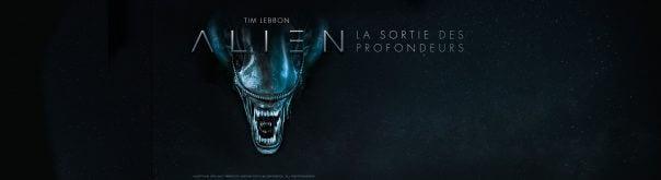 Audible lance sa première série audio ! Alien, la sortie des profondeurs   Le blog de Constantin