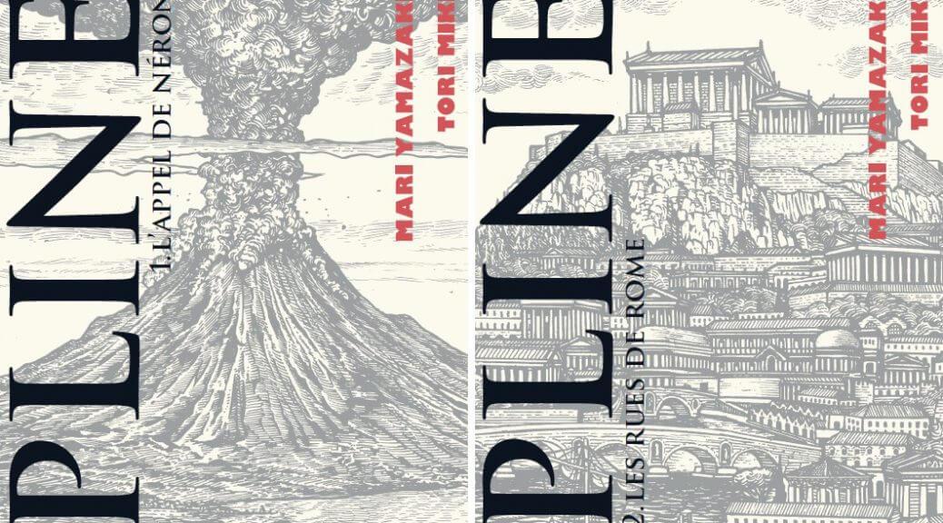 Avis Manga - Pline T1 & T2 | Le blog de Constantin image 1