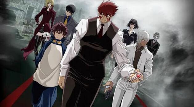 Avis Manga - Blood Blockade Battlefront T1 ~T3 | Le blog de Constantin image 2