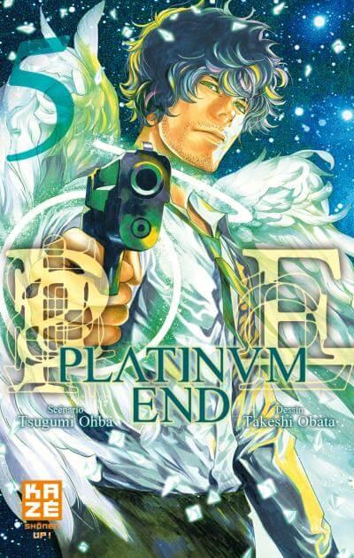 Avis Manga – Platinum End T5
