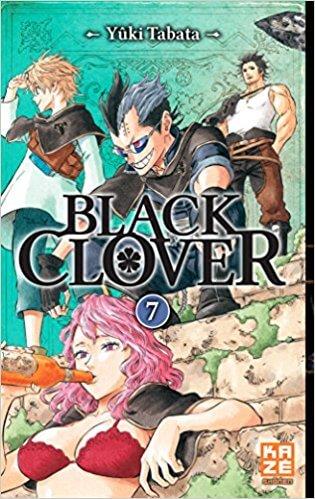 Avis Manga – Black Clover T7