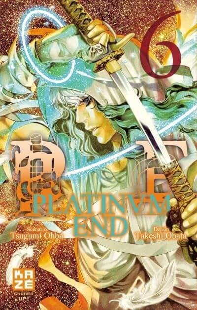 Avis Manga – Platinum End T6