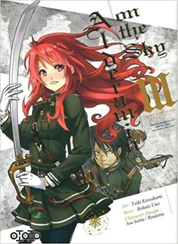 Avis Manga – Alderamin on the Sky T3