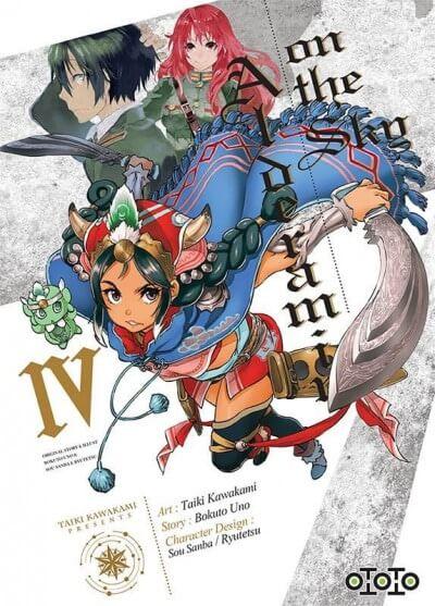 Avis Manga – Alderamin On The Sky 4